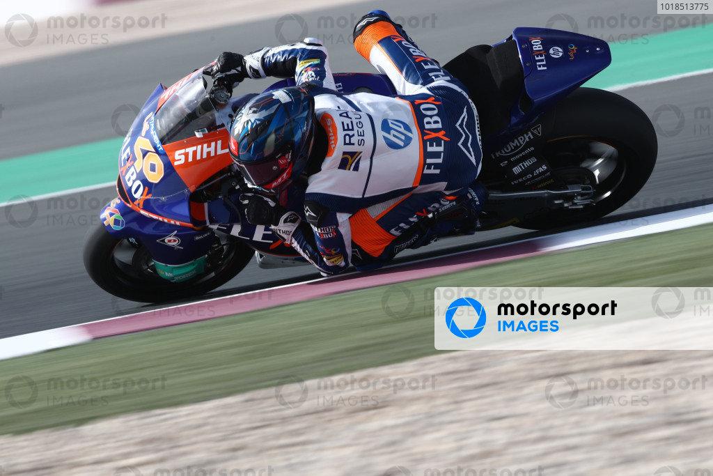 Hector Garzo, Moto2, Qatar MotoGP, 26 March 2021