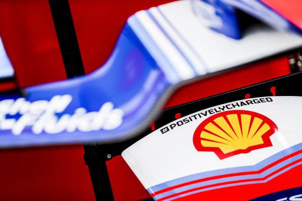 Mahindra Racing nose detail