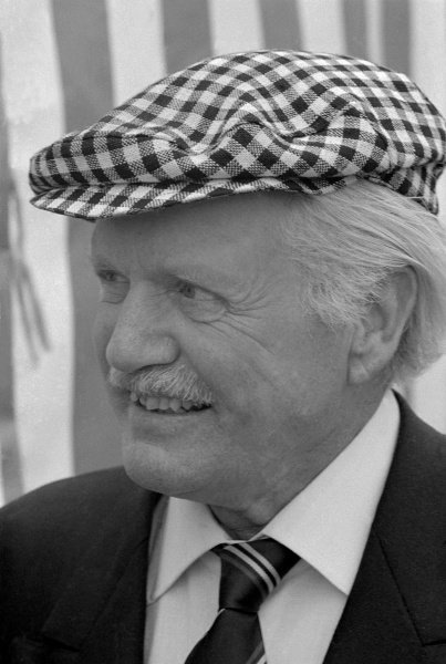 1974 Dutch Grand Prix.Zandvoort, Holland.21-23 June 1974.Emmanuel de Graffenried, portrait.Ref: 5593 # 22World Copyright - LAT Photographic