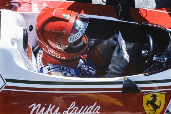 Formula 1 Photos: German GP (1976)