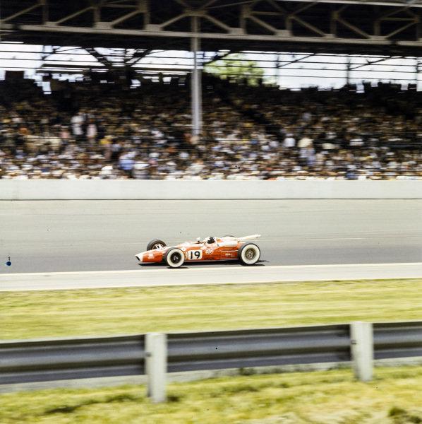 Jim Clark, Lotus 38 Ford.