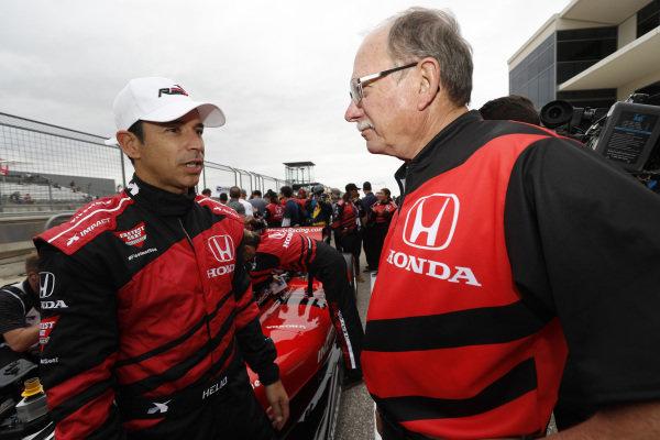 Helio Castroneves, Honda Fastest Seat 2-seater