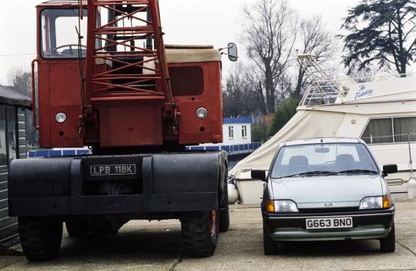 Ford Fiesta 1.1 LX.