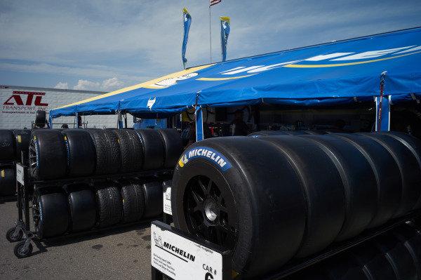 Michelin tire service center