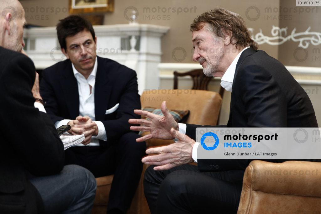 Mercedes F1 Announcement