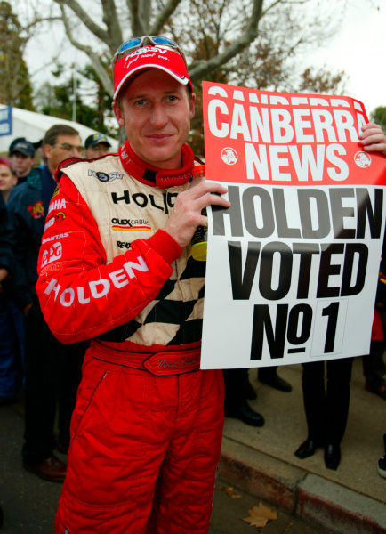 2002 Australian V8 Supercar Championship