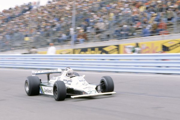 1980 United States Grand Prix.