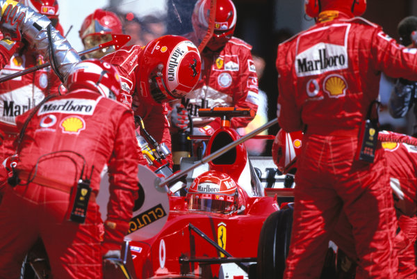 2004 San Marino Grand Prix.