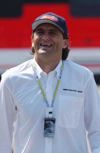 2004 San Marino Grand Prix - Sunday Race,