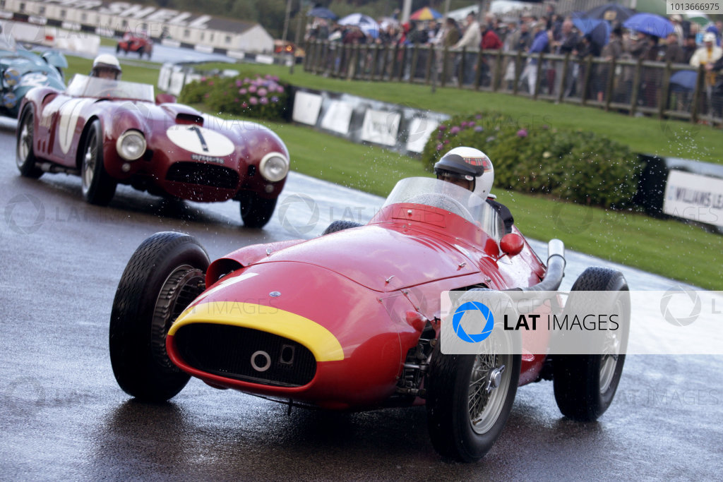 2011 Goodwood Revival Race Meeting.