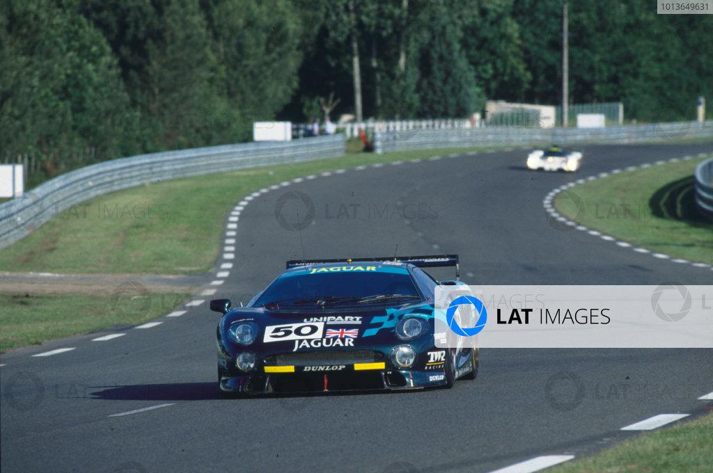 1993 Le Mans 24 hours.