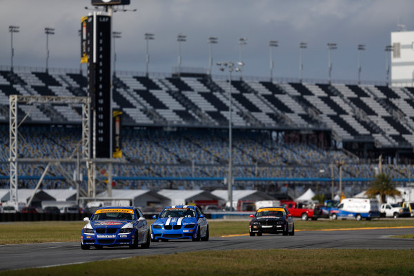 3-5 January, 2014, Daytona Beach, Florida, USA #81, BMW, 328, Gregory Liefooghe, Tyler Cooke #48, BMW, M3, Shelby Blackstock © 2014, Michael L. Levitt LAT Photo USA