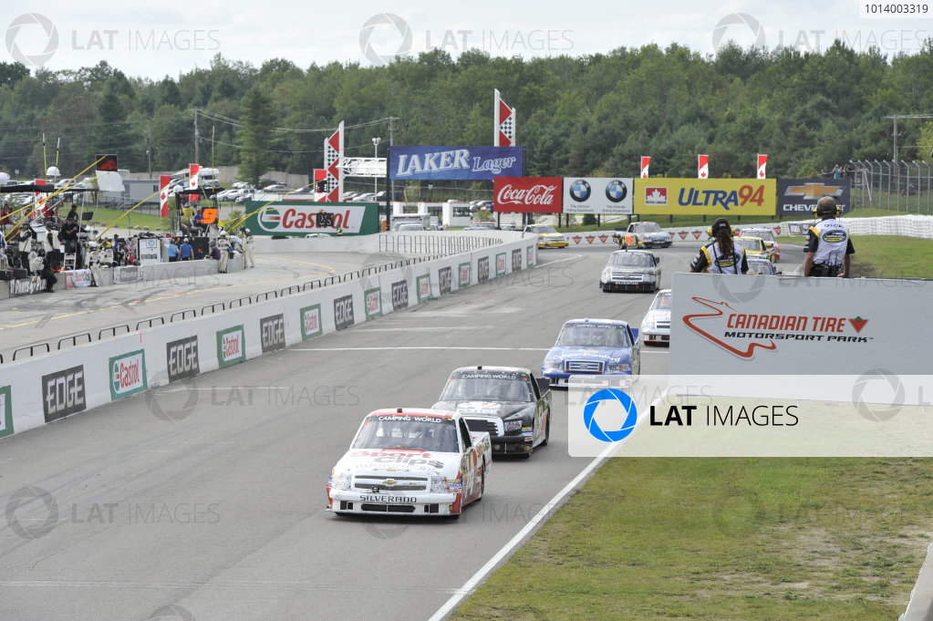 2013 Camping World Truck Mosport