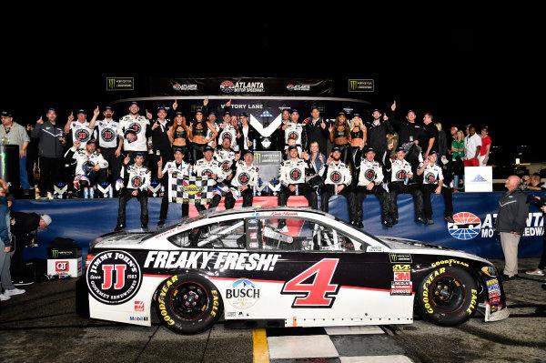 Monster Energy NASCAR Cup Series Folds of Honor Quik Trip 500 Atlanta Motor Speedway, Hampton, GA USA Sunday 25 February 2018  World Copyright: Rusty Jarrett NKP / LAT Images