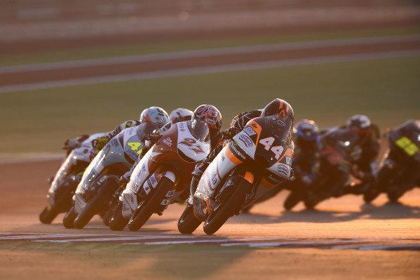 Aron Canet, Max Racing Team.