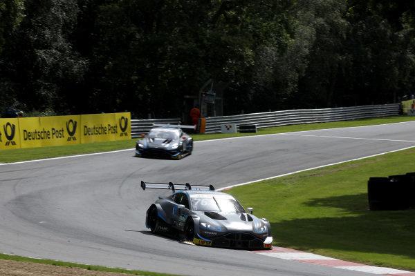 Jake Dennis, R-Motorsport, Aston Martin Vantage AMR.