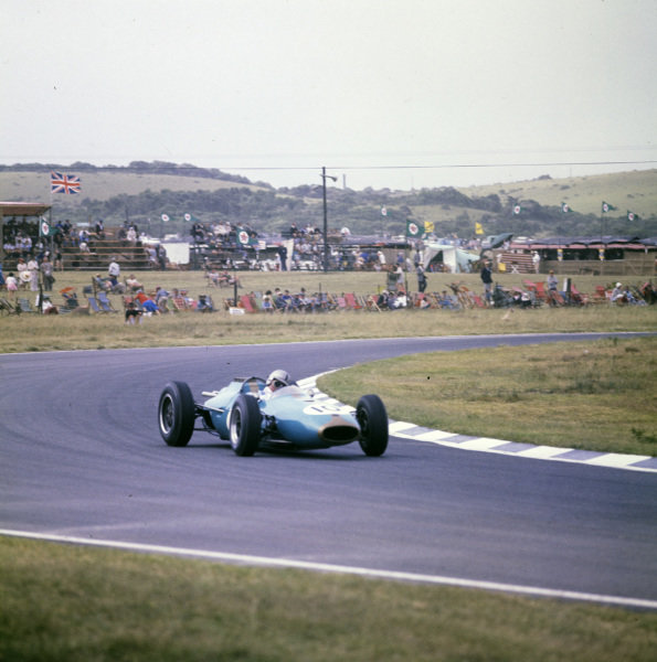 Jack Brabham, Brabham BT3 Climax.
