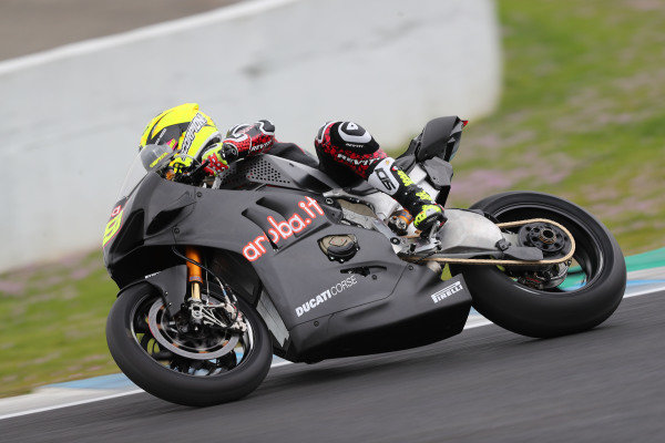 Alvaro Bautista, Aruba.it Racing-Ducati SBK Team.