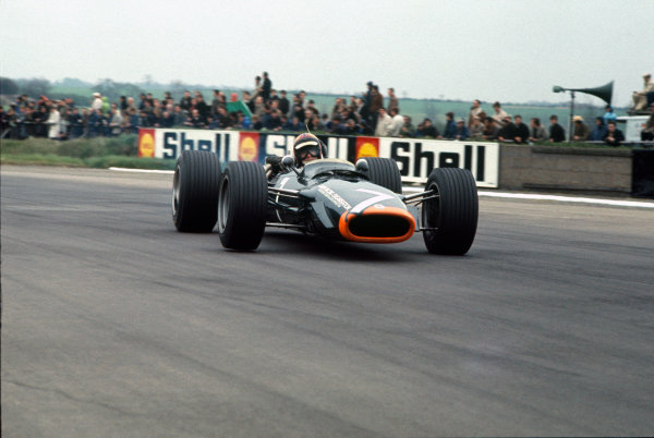 Silverstone, England. 25th April 1968.