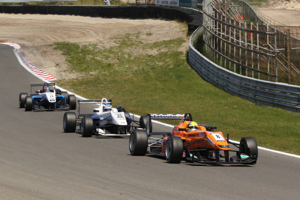 2013 Masters of Formula Three, Zanvoort, 7th July 2013. Yuhi Sekiguchi (JPN) KFZ-Teile24 Mucke Motorsport Dallara F312 Mercedes World Copyright: Essay/Ebrey/LAT Photographic