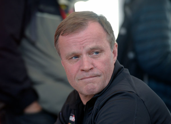 2017 FIA World Rally Championship, Round 04, Rallye de France, Tour de Corse, April 06-09, 2017, Tommi Makinen, portrait Worldwide Copyright: McKlein/LAT