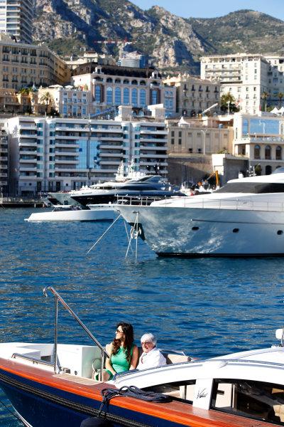 Monte Carlo, Monaco. Saturday 24 May 2014. Bernie Ecclestone, CEO and President, FOM. World Copyright: Charles Coates/LAT Photographic. ref: Digital Image _J5R2264