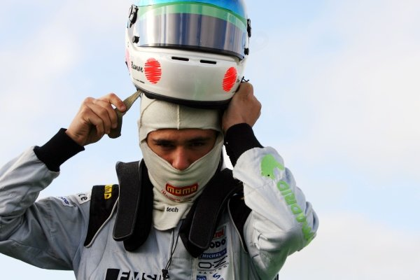 Ramon Pineiro (ESP) FMSI. Formula BMW Europe, Rd 3, Silverstone, England, 18-21 June 2009.
