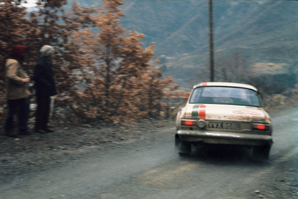 Monte Carlo, Monaco. 19-26 January 1973.