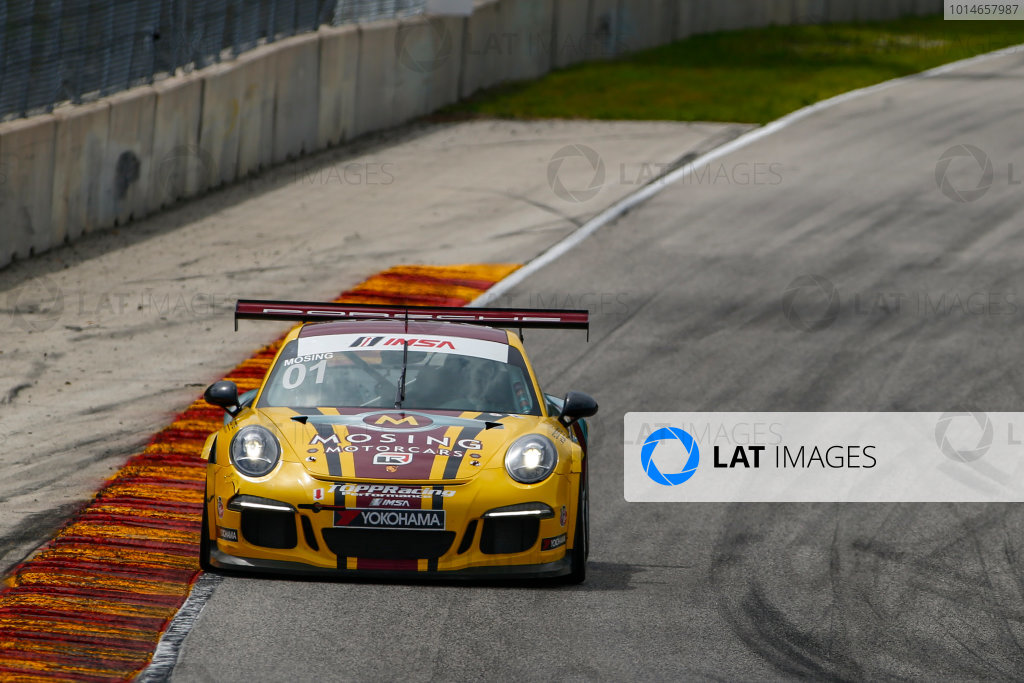 5-7 August 2016, Elkhart Lake, Wisconsin USA 01, Jeff Mosing, Platinum, M, 2016 Porsche ?2016, Jake Galstad LAT Photo USA