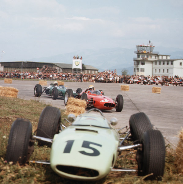 Zeltweg, Austria.
