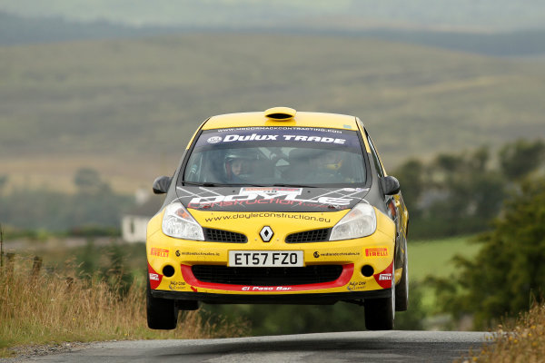 International Rally NI, Ulster. 19th - 20th August 2011.