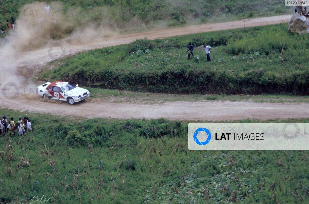 1985 World Rally Championship.