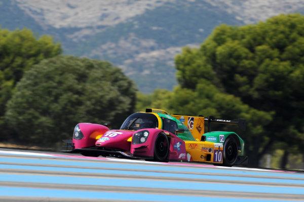 2017 European Le Mans Series, Le Castellet, France. 25th - 27th August 2017. #10 Davide Roda (ITA) / Andres Mendez (COL) / Dario Capitanio (ITA) - OREGON TEAM - Norma M 30 ? Nissan World Copyright: JEP/LAT Images