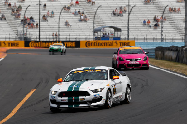 30 June - 2 July, 2016, Watkins Glen, New York, USA , 15, Ford, Shelby GT350R-C, GS, Scott Maxwell, Billy Johnson ?2016, Michael L. Levitt LAT Photo USA