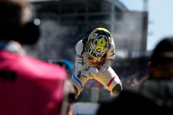 Race winner Gary Paffett Mercedes-AMG Team HWA.