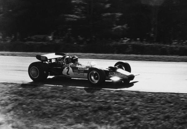 Watkins Glen, USA. 5 October 1969.