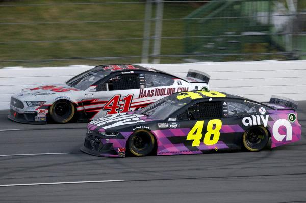 #48: Jimmie Johnson, Hendrick Motorsports, Chevrolet Camaro Ally