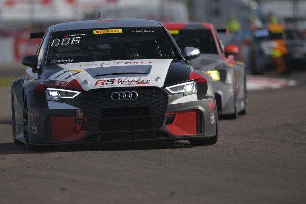 Jay Salinsky, RS Werkes Audi Sport RS3 LMS (DSG)