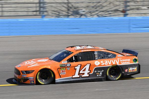 #14: Clint Bowyer, Stewart-Haas Racing, Ford Mustang ITsavvy
