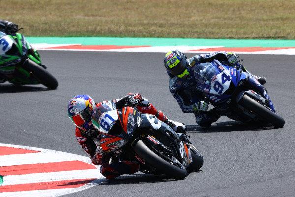 Can Oncu, Kawasaki Puccetti Racing, Federico Caricasulo, GMT94 Yamaha.