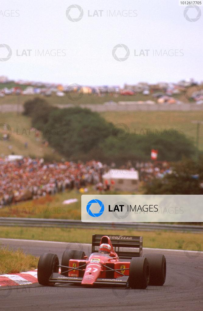 1989 Hungarian Grand Prix.