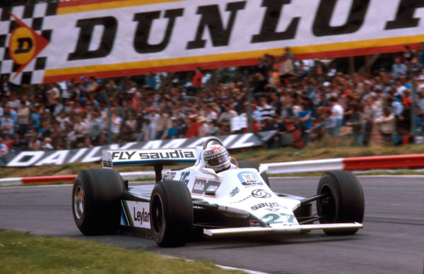 1980 British Grand Prix.