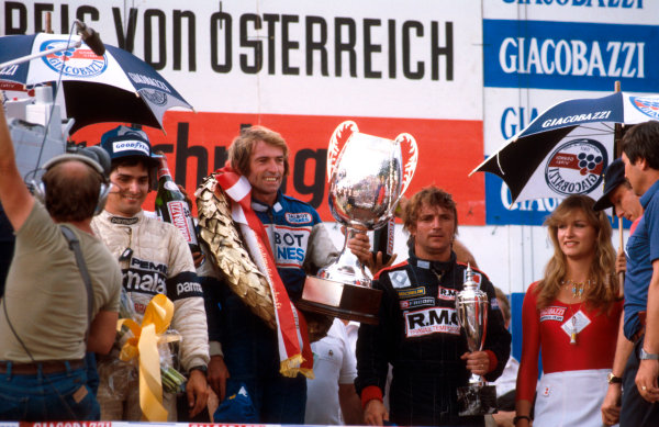 1981 Austrian Grand Prix.