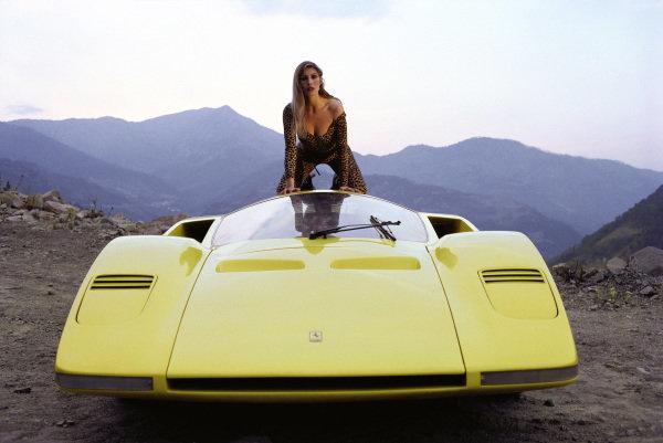 Concept Car, Pininfarina Ferrari 512 S Berlinetta Speciale, 1969