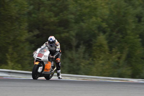 Joe Roberts, RW Racing.