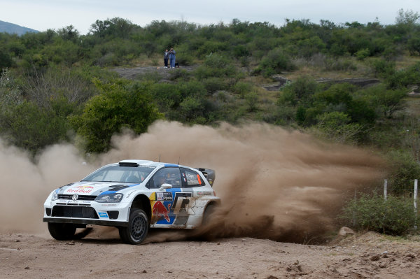 2013 World Rally Championship Rally Argentina 1st - 4th May 2013 Sebastien Ogier, VW, action Worldwide Copyright: McKlein/LAT