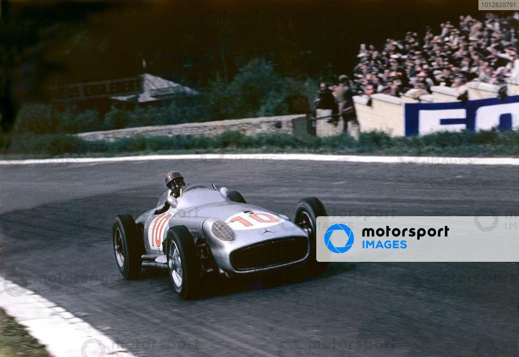 1955 Belgian Grand Prix.