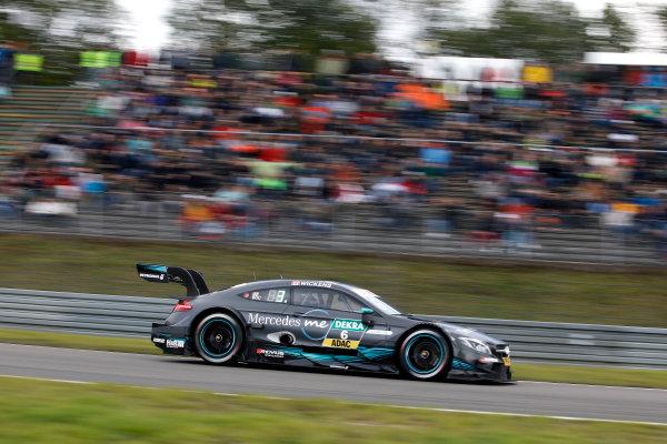 2017 DTM Round 7  Nürburgring, Germany  Sunday 10 September 2017. Robert Wickens, Mercedes-AMG Team HWA, Mercedes-AMG C63 DTM  World Copyright: Alexander Trienitz/LAT Images ref: Digital Image 2017-DTM-Nrbg-AT1-2502