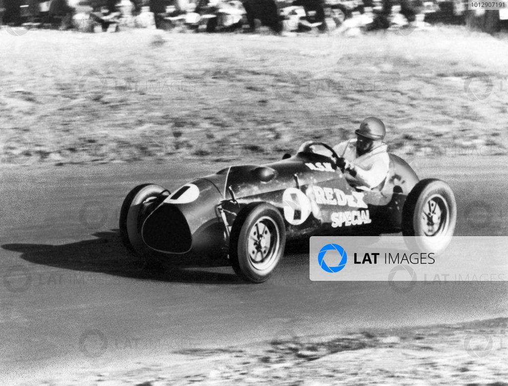 1950s Australian Formula Libre Racing.