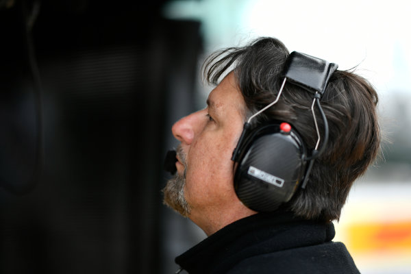 Verizon IndyCar Series IndyCar Grand Prix Indianapolis Motor Speedway, Indianapolis, IN USA Friday 12 May 2017 Michael Andretti World Copyright: Scott R LePage LAT Images ref: Digital Image lepage-170512-indy-0259